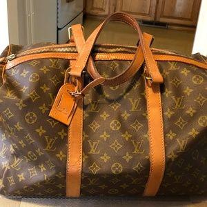Louis Vuitton Monogram Duffel Weekend Bag